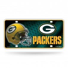 PACKERS PRIMARY LOGO METAL TAG