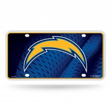 """CHARGERS """"BOLT"""" PRIMARY LOGO METAL TAG"""