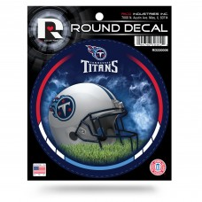 TENNESSEE TITANS ROUND DECAL
