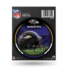 BALTIMORE RAVENS ROUND DECAL