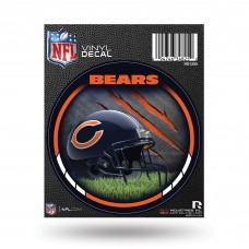 CHICAGO BEARS ROUND DECAL
