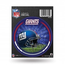 NEW YORK GIANTS ROUND DECAL