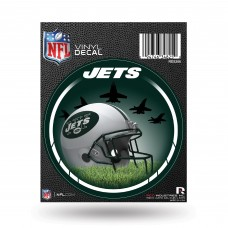 NEW YORK JETS ROUND DECAL