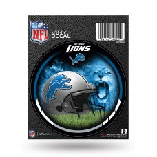 DETROIT LIONS ROUND DECAL