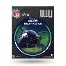 SEATTLE SEAHAWKS ROUND DECAL