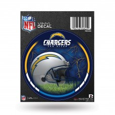 CHARGERS  'BOLT LOGO' ROUND DECAL