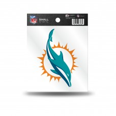 MIAMI DOLPHINS STATIC CLING SMALL