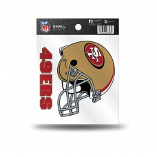 SECONDARY LOGO - 49ERS SMALL STATIC