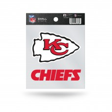 CHIEFS STATIC CLING SMALL