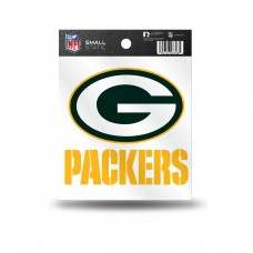 PACKERS STATIC CLING SMALL