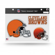 BROWNS TEAM MAGNET SHEET