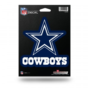 DALLAS COWBOYS MEDIUM DIE CUT STICKERS