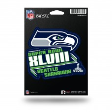 SEAHAWKS SUPER BOWL BOUND DIE CUT DECAL