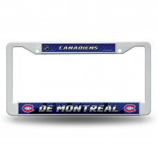 MONTREAL CANADIENS PLASTIC FRAME