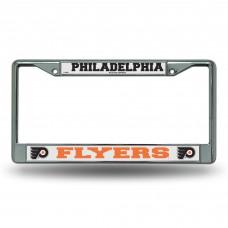 PHILADELPHIA FLYERS CHROME FRAME