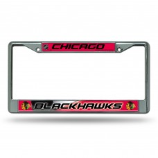 CHICAGO BLACKHAWKS CHROME FRAMES