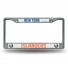 NEW YORK ISLANDERS CHROME FRAME