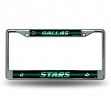STARS BLING CHROME FRAME