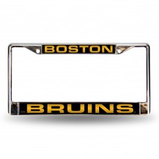 BRUINS BLK LASER CHROME FRAME