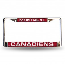 CANADIENS RED LASER CHROME FRAME