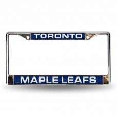 MAPLE LEAFS BLUE LASER CHROME FRAME