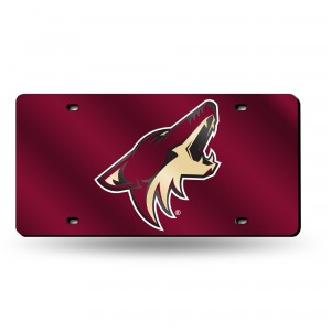 COYOTES LASER ARIZONA LICENSE PLATES
