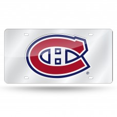 MONTREAL CANADIENS LASER TAG (SILVER)