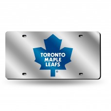 MAPLE LEAFS LASER TAG (SILVER)