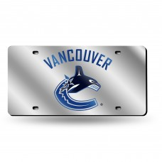 VANCOUVER CANUCKS LASER TAG (SILVER)