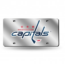 CAPITALS LASER TAG (SILVER)
