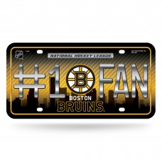 BOSTON BRUINS #1 FAN METAL TAG