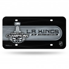 LA KINGS STANLEY CUP CHAMP METAL TAG