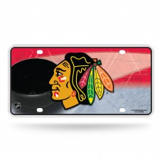 CHICAGO BLACKHAWKS METAL TAG