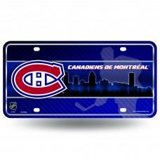 MONTREAL CANADIENS SKYLINE METAL TAG