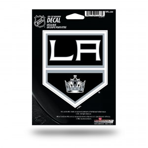 LOS ANGELES KINGS MEDIUM DIE CUT STICKERS