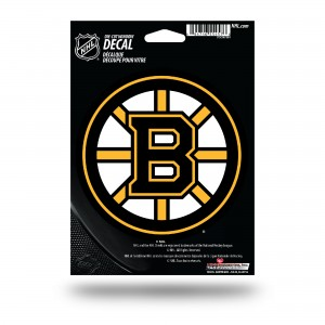 BOSTON BRUINS MEDIUM DIE CUT STICKERS