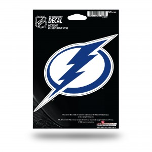 TAMPA BAY LIGHTNING MEDIUM DIE CUT STICKERS