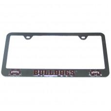 Mississippi St. License Plate Frame