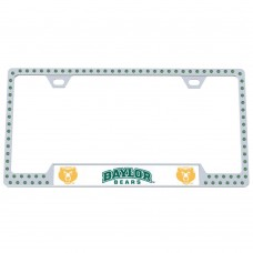 Baylor Bling License Plate Frame