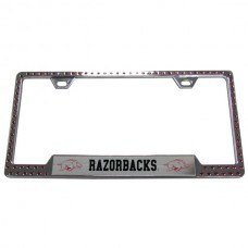 Arkansas Bling License Plate Frame