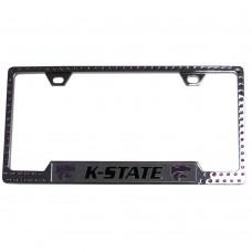 Kansas St. Bling License Plate Frame