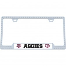 Texas A & M Bling License Plate Frame