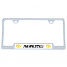 Iowa Bling License Plate Frame