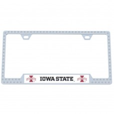 Iowa St. Bling License Plate Frame