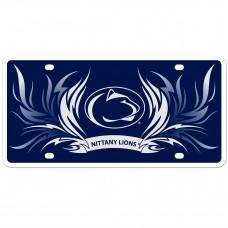PENN St. Flame License Plate