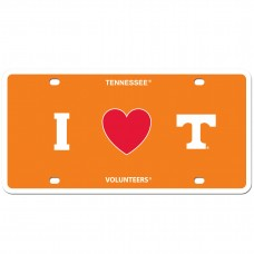 I Love Tennessee License Plate