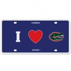 I Love Florida License Plate