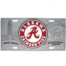 College-Alabama Crimson Tide License Plate