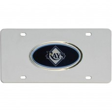 Rays Stainlesss Steel License Plate