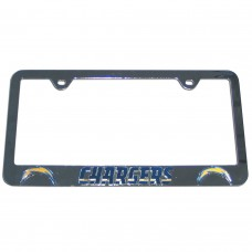 Chargers License Plate Frame